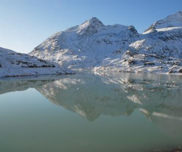 Paesaggio Ospizio Bernina